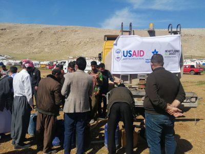 Sinjar Distribution of Kerosene in Saradashti W10 (3)